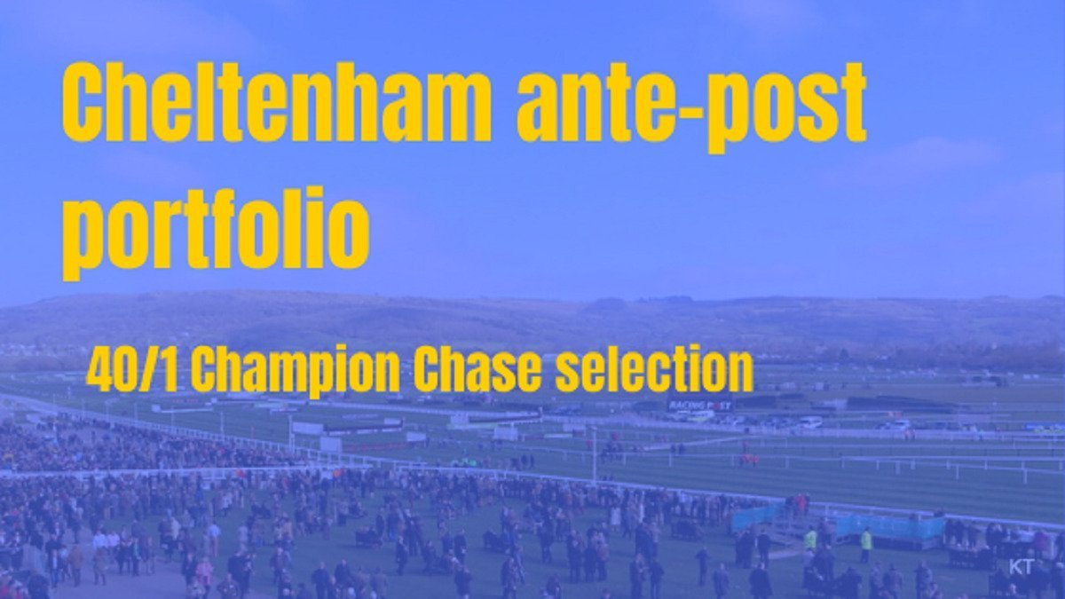 Dynamite Dollars Champion Chase Cheltenham 2020