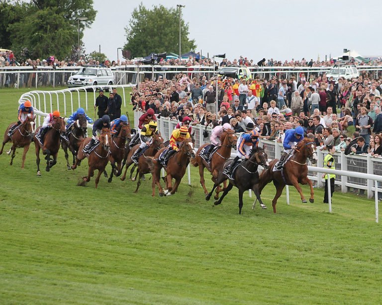 Pinatubo Epsom Derby prospects - will he stay?